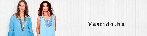 Elékészített referencia webáruház, Vestido Ruházati Webáruház
